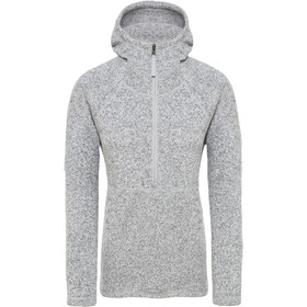 The North Face Crescent Hoody Damen tnf light grey heather